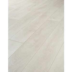 Henley Engineered White Oak Matt Lacquered Click Lok 130mm x 14/3mm Wood Flooring