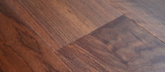 Hillingdon Engineered American Black Walnut 150mm x 14/3mm Wood Flooring