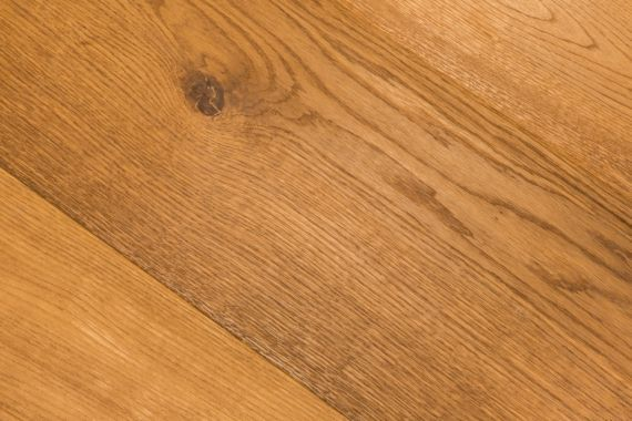 Milano Engineered Natural Oak Rustic Aged Brushed and Oiled 150mm x 18/5mm Wood Flooring (Wooden Flooring)
