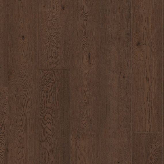 Barnworth Engineered Coffee Antique Tumbled Edge Oak Brushed & Oiled 150mm x 18/4mm Wood Flooring (Wooden Flooring)