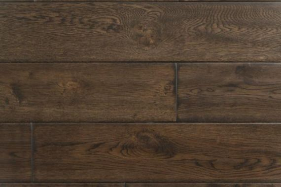 Calder Engineered Coffee Oak Distressed 150mm x 20/6mm Wood Flooring (Wooden Flooring)