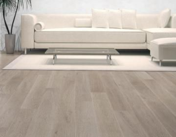Barnworth Engineered Smoked Oak Brushed and White Oiled 190mm x 20/6mm Wood Flooring (Wooden Flooring)