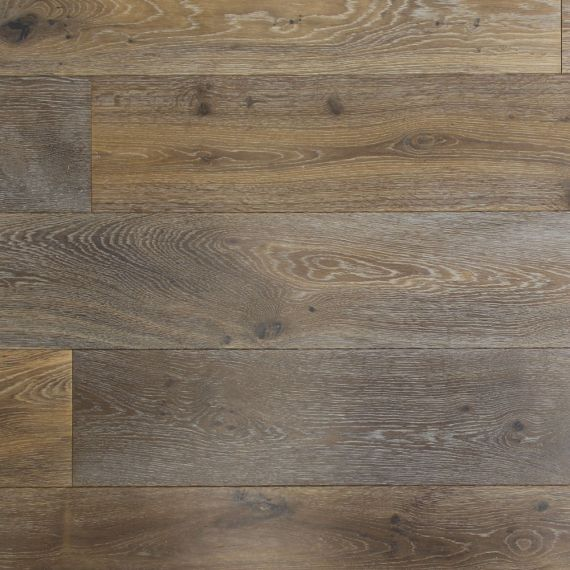 Highgate Elite Engineered Grey Oak 190mm x 20/6mm Wood Flooring