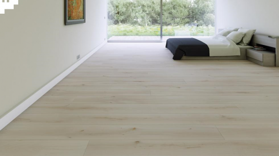 Twickenham Elite Engineered White Oak Oiled Click Lok 190mm X 15/3mm Wood Flooring (Wooden Flooring)