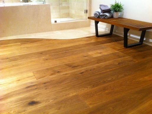 Highgate Engineered Smoked Oak Handscraped and Oiled 240mm x 20/6mm Wood Flooring