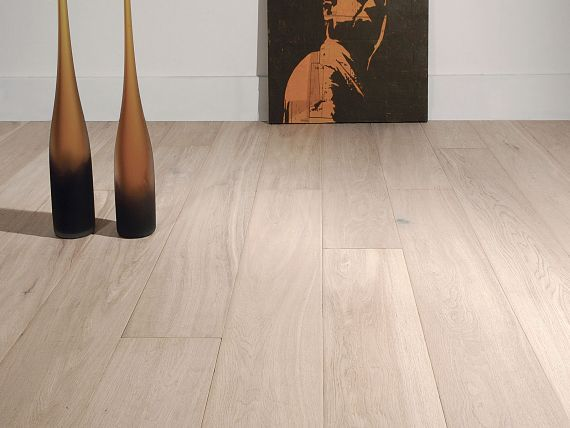 Highgate Elite Engineered White Oak Oiled 242mm x 15/4mm Wood Flooring