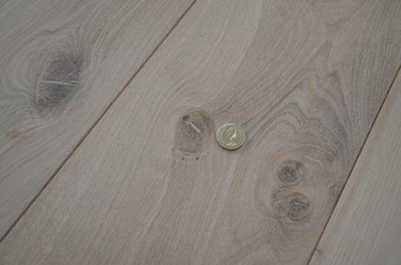 Cressington Elite Engineered Unfinished Oak 260mm x 20/6mm Wood Flooring
