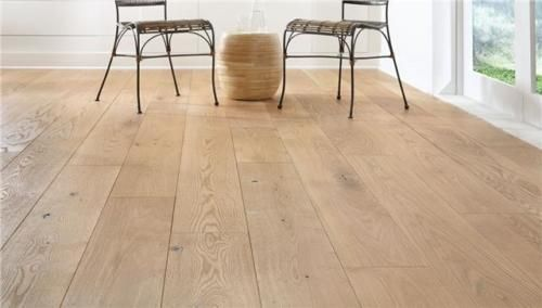 Hillingdon Elite Engineered Natural Oak Brushed and Oiled 260mm x 20/6mm Wood Flooring