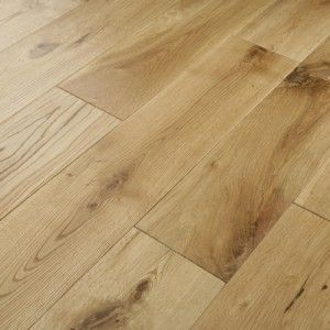 Calder Elite Engineered Natural Oak Brushed and Oiled 240mm x 15/4mm Wood Flooring (Wooden Flooring)