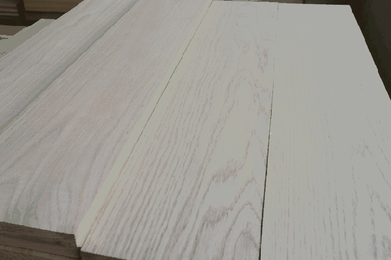 Cressington Elite Engineered Unfinished Oak 300mm x 20/6mm Wood Flooring (Wooden Flooring)