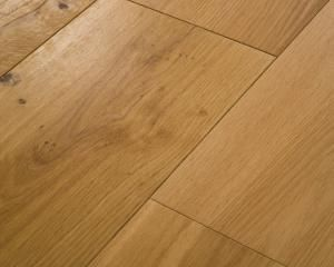 Hillingdon Engineered Natural Oak Oiled 150mm x 18/5mm Wood Flooring (Wooden Flooring)