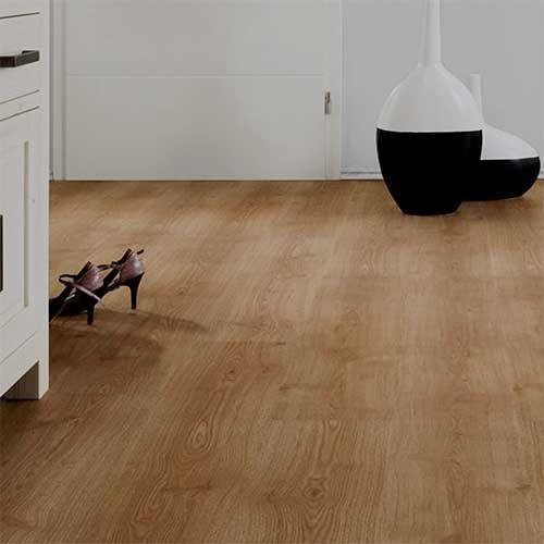 Krono Kronofix Cottage 7mm 4V Groove Albany Oak Laminate Flooring