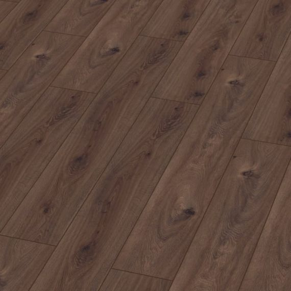 Kronotex Exquisite 8mm Prestige Dark Oak Laminate Flooring