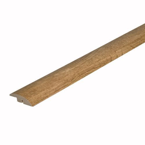 Solid Oak Full Ramp (Wood to Vinyl/Tile) To Complement Natural Oak Flooring 2.7m Length