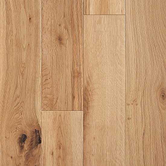 Caledonian Engineered Iona Oak Brushed and Oiled Click Lok 125mm x 14/3mm Wood Flooring (Wooden Flooring)
