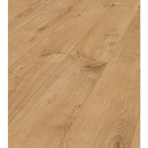 Krono Kronofix Cottage 7mm 4V Groove Sherwood Oak Laminate Flooring (Wooden Flooring)