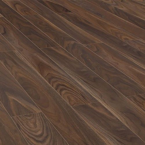 Krono Vario+ 12mm 4V Groove Dark Walnut Laminate Flooring