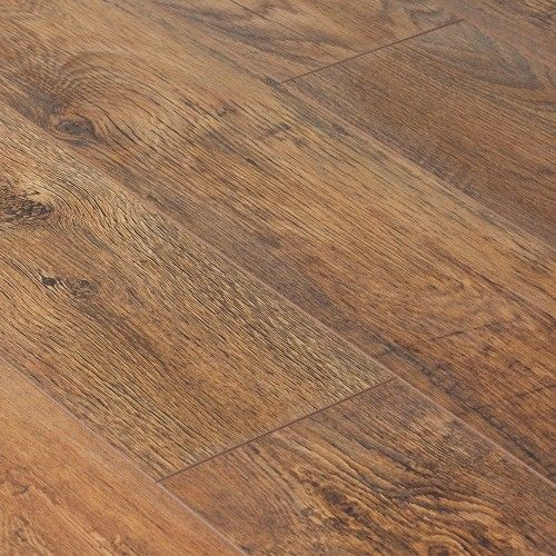 Krono Vario+ 12mm 4V Groove Antique Oak Laminate Flooring (Wooden Flooring)