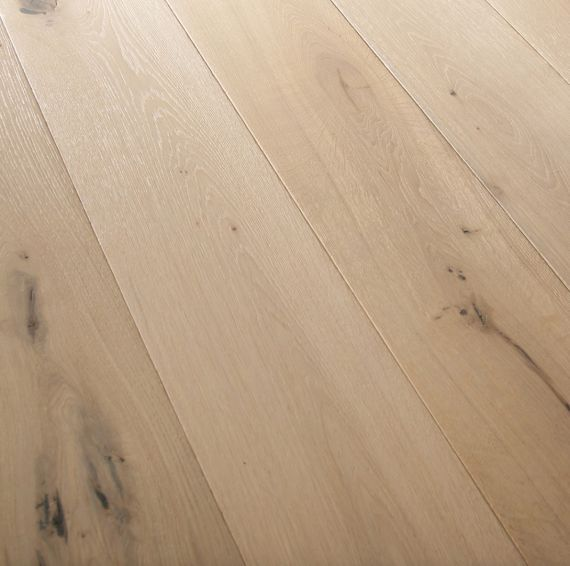 Kahrs Engineered Calce Light Oak 189mm x 14/3mm Click Lok Wood Flooring (Wooden Flooring)