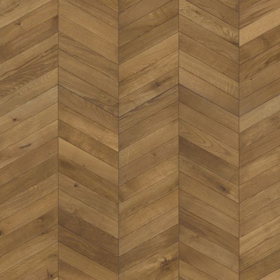 Sawbury Elite Engineered Smoked Brushed and Oiled 90mm x 18/4 Chevron Wood Flooring (Wooden Flooring)
