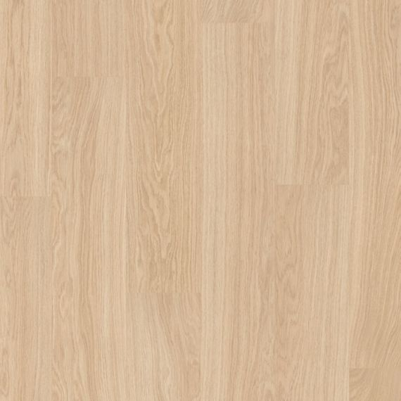 Quickstep Oak White Oiled 8mm Eligna Wide Laminate Flooring (Wooden Flooring)