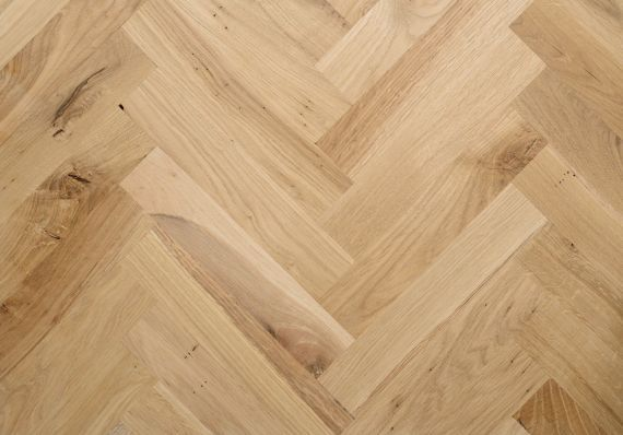 Sawbury Engineered Antique Oak Lacquered Click Lok 150mm x 14/3mm Parquet Wood Flooring