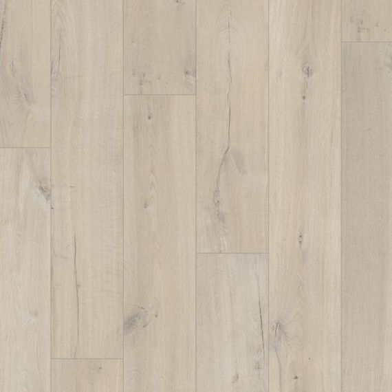 Quickstep Soft Oak Light 8mm Impressive Laminate Flooring