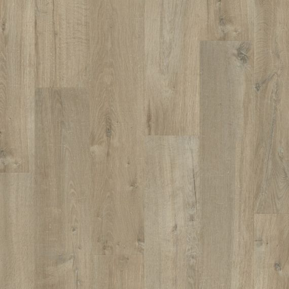 Quickstep Soft Oak Light Brown 8mm Impressive Laminate Flooring