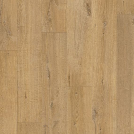Quickstep Soft Oak Natural 8mm Impressive Laminate Flooring