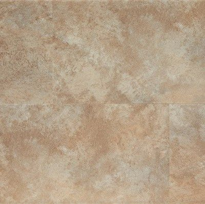Henley Luxury Vinyl Tabas Travertine Textured 300mm x 4.2/0.55mm LVT Flooring