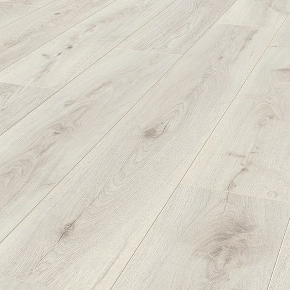 Krono Vintage Long 10mm 4V Groove Chantilly Oak Laminate Flooring (Wooden Flooring)