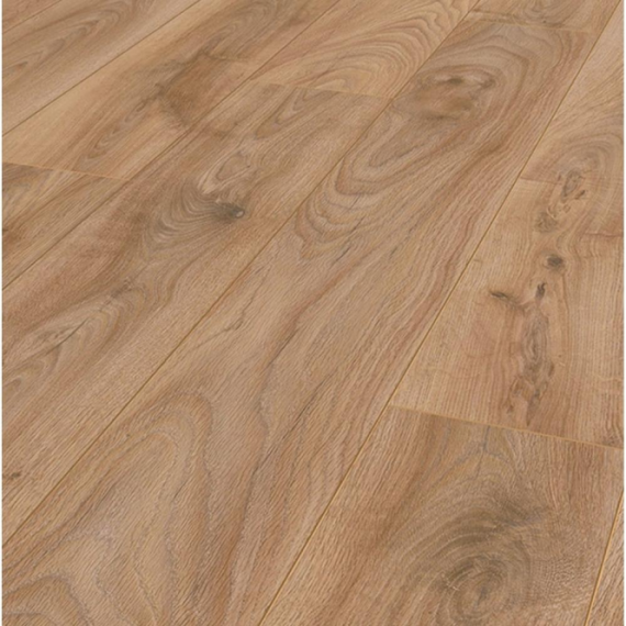 Krono Vintage Long 10mm 4V Groove Historic Oak Laminate Flooring (Wooden Flooring)