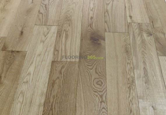 Calder Engineered Natural Oak Oiled 150mm x 14/3mm Wood Flooring