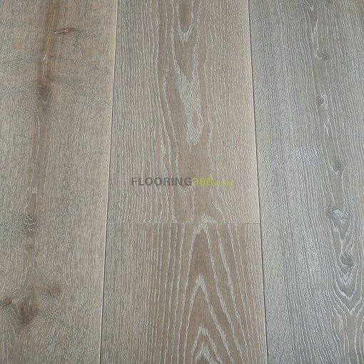 Edmonton Elite Solid Smoked Grey Oak Brushed & Oiled 150mm x 18mm Wood Flooring