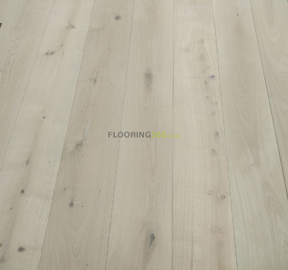 Cressington Elite Engineered Unfinished Oak 220m x 20/6mm Wood Flooring