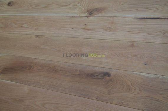 Glanwell Elite Engineered Natural Oak Oiled 220mm x 20/6mm Wood Flooring