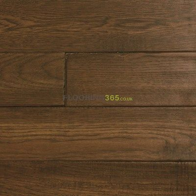 Barnworth Solid Blenheim Hickory Rustic Lacquered 125mm x 18mm Wood Flooring (Wooden Flooring)