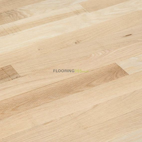 Barnworth Solid Unfinished Oak 114mm x 20mm Wood Flooring