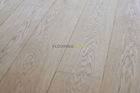 Barnworth Solid Unfinished Oak **PRIME** 114mm x 20mm Wood Flooring