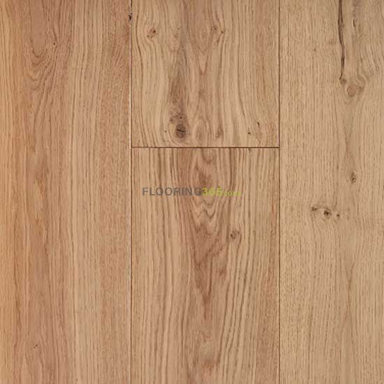 Caledonian Engineered Almond Oak Lacquered 190mm x 20/6mm Wood Flooring