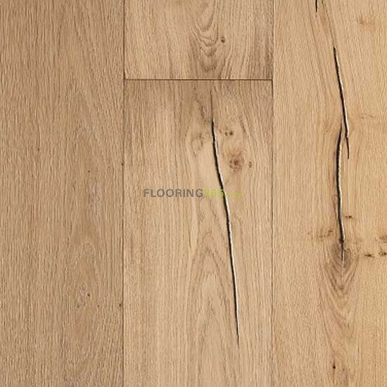 Caledonian Engineered Arran Oak Brushed and Oiled Click Lok 190mm x 14/3mm Wood Flooring