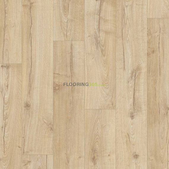 Quickstep Classic Oak Beige 8mm Impressive Laminate Flooring