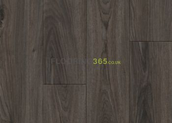 Highgate Luxury Vinyl Black Rigid Core 176mm x 5/0.5mm LVT Flooring
