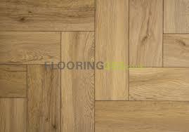Highgate Luxury Vinyl Coffee Rigid Core Herringbone 123mm x 5/0.55mm LVT Flooring