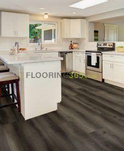 Highgate Luxury Vinyl Dark Grey Rigid Core 176mm x 5/0.5mm Flooring