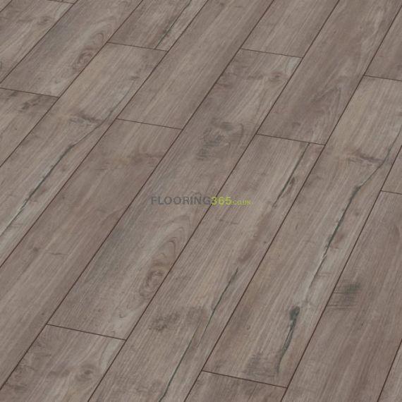 Kronotex Exquisite 8mm Nostalgia Silver Teak Laminate Flooring
