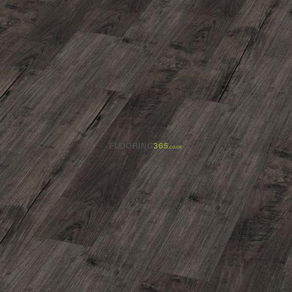 Kronotex Exquisite 8mm Nostalgia Graphite Teak Laminate Flooring