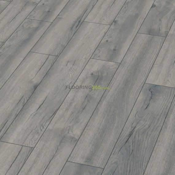 Kronotex Exquisite 8mm Pettersson Grey Oak Laminate Flooring