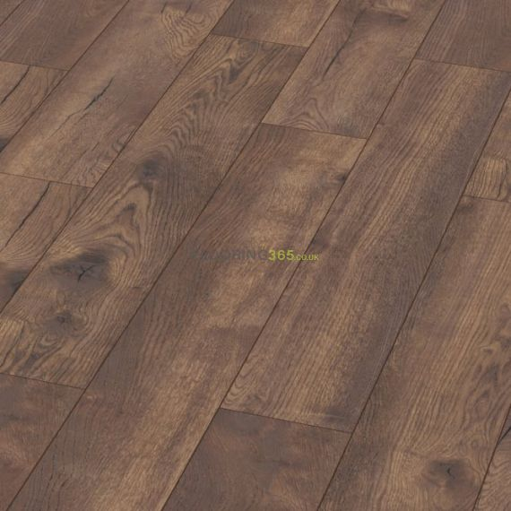 Kronotex Amazone 10mm Pettersson Dark Oak Laminate Flooring