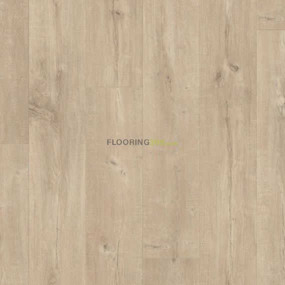 Quickstep Dominicano Oak Natural 9.5mm Largo Laminate Flooring (Wooden Flooring)